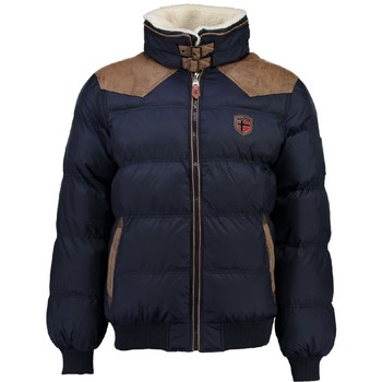 material Boy Duffel coats Geographical Norway ABRAMOVITCH BOY Marine