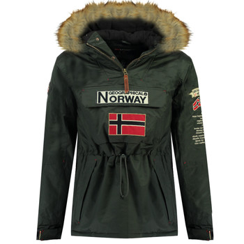material Boy Parkas Geographical Norway BARMAN BOY Grey