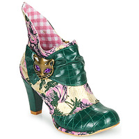 Shoes Women Ankle boots Irregular Choice MIAOW Green