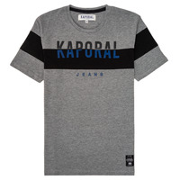 material Boy short-sleeved t-shirts Kaporal ONILO Grey