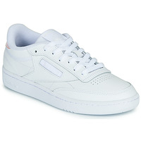Shoes Women Low top trainers Reebok Classic CLUB C 85 White / Iridescent