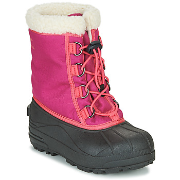 Shoes Girl Snow boots Sorel YOUTH CUMBERLAND™ Pink