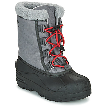 Shoes Children Snow boots Sorel YOUTH CUMBERLAND Grey