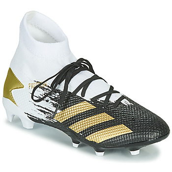 Shoes Football shoes adidas Performance PREDATOR 20.3 FG White / Black