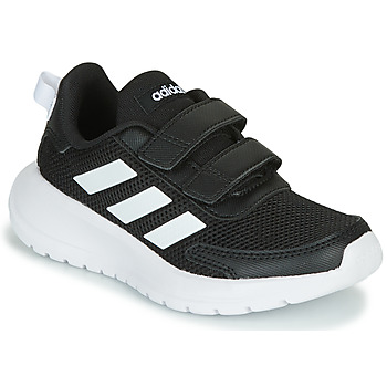 Shoes Children Low top trainers adidas Performance TENSAUR RUN C Black / White