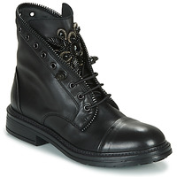 Shoes Women Mid boots Fru.it ADIETE Black