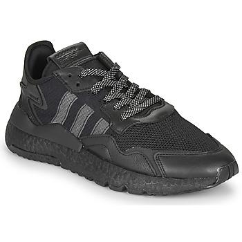 Shoes Low top trainers adidas Originals NITE JOGGER Black