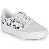 Shoes Children Low top trainers adidas Originals 3MC C X DISNEY SPORT White