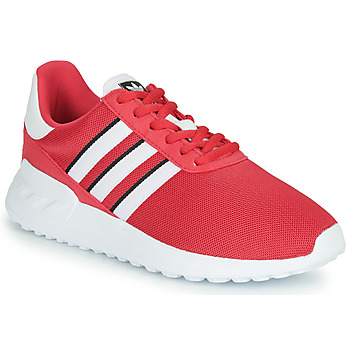 Shoes Girl Low top trainers adidas Originals LA TRAINER LITE J Pink