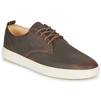 Shoes Men High top trainers Claé ELLINGTON SP Brown