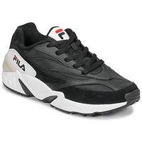 Shoes Men Low top trainers Fila V94M N LOW Black