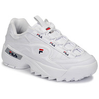Shoes Women Low top trainers Fila D-FORMATION WMN White