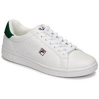 Shoes Men Low top trainers Fila CROSSCOURT LOW White