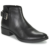 Shoes Women Ankle boots Geox LACEYIN Black