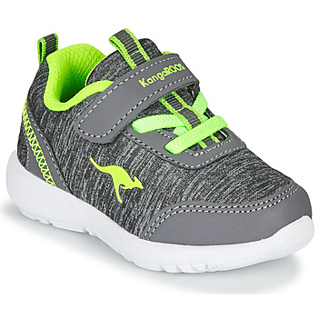 Shoes Children Low top trainers Kangaroos KY-CITYLITE EV Grey