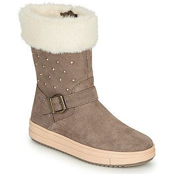Shoes Girl Boots Geox REBECCA WPF Grey