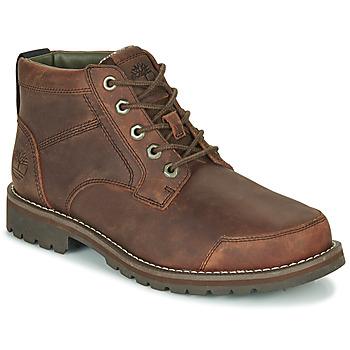 Shoes Men Mid boots Timberland LARCHMONT II CHUKKA Brown / Dark