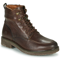 Shoes Men Mid boots Timberland OAKROCK WP MT ZIP BOOT Brown