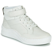 Shoes Women High top trainers Timberland RUBY ANN CHUKKA White