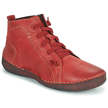 Shoes Women Mid boots Josef Seibel FERGEY 86 Red