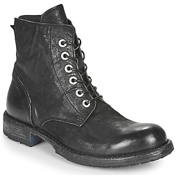 Shoes Women Mid boots Moma MALE Black