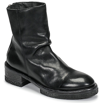 Shoes Women Mid boots Moma KING Black