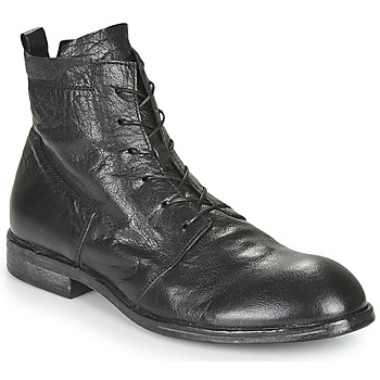 Shoes Men Mid boots Moma PUNTO Black