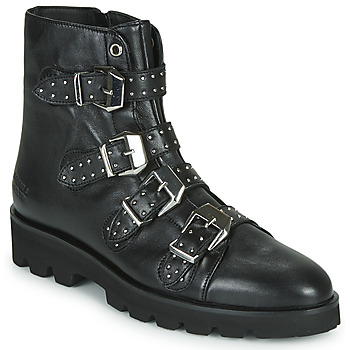 Shoes Women Mid boots Melvin & Hamilton SUSAN Black