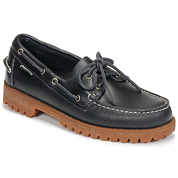 Shoes Men Boat shoes Sebago RANGERWAXY Blue