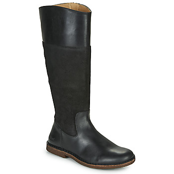 Shoes Women Boots Kickers TAKIKO Black