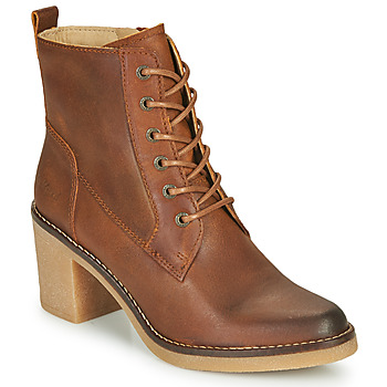 Shoes Women Ankle boots Kickers PHILEMONA Brown