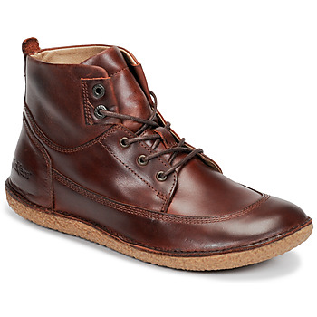 Shoes Women Derby shoes Kickers HOME Brown
