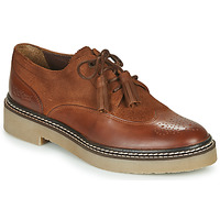 Shoes Women Derby shoes Kickers OXANYBY Brown