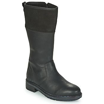 Shoes Women Boots Kickers WATHIGH Black