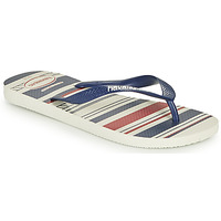 Shoes Men Flip flops Havaianas TOP NAUTICAL Blue / Red
