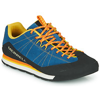 Shoes Men Low top trainers Merrell CATALYST SUEDE Blue
