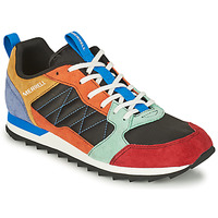 Shoes Men Low top trainers Merrell ALPINE SNEAKER Multicoloured