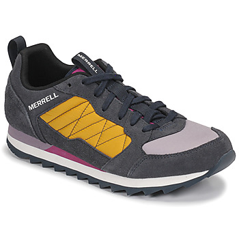 Shoes Women Low top trainers Merrell ALPINE SNEAKER Marine / Yellow