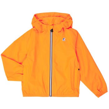 material Children Macs K-Way LE VRAI 3.0 CLAUDE KIDS Orange