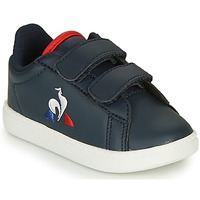 Shoes Children Low top trainers Le Coq Sportif COURTSET INF Marine