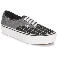 Shoes Women Low top trainers Vans AUTHENTIC PLATFORM 2.0 Grey