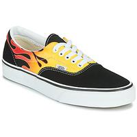 Shoes Low top trainers Vans ERA Black / Flame