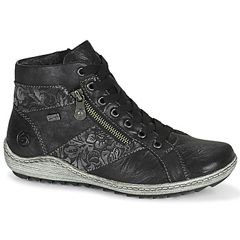 Shoes Women High top trainers Remonte Dorndorf R1497-45 Black