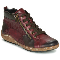 Shoes Women High top trainers Remonte Dorndorf R4790-35 Bordeaux