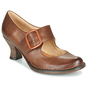 Shoes Women Court shoes Neosens ROCOCO Brown
