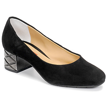 Shoes Women Court shoes Perlato JAMINET Black