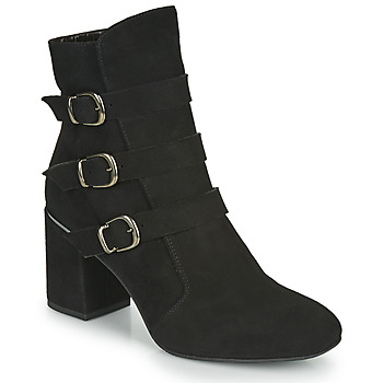 Shoes Women Ankle boots Perlato JAMIKOU Black