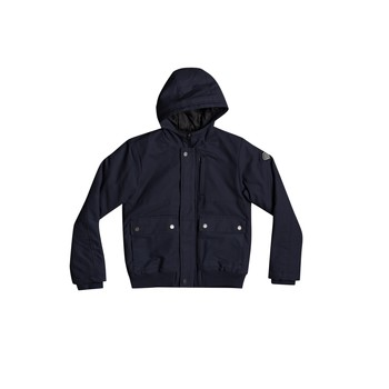 material Boy Blouses Quiksilver NEW BROOKS Marine