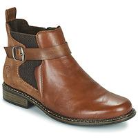 Shoes Women Ankle boots Rieker Z49A9-24 Camel