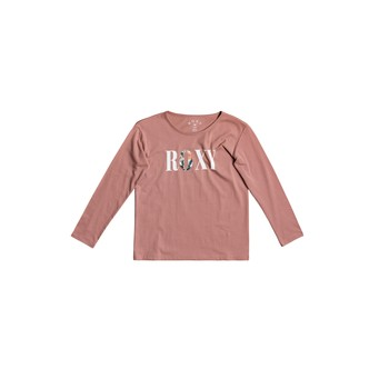 material Girl Long sleeved shirts Roxy THE ONE Pink